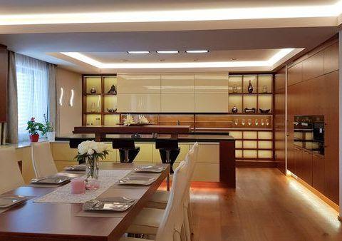 Luxusně zařízený prostorný byt