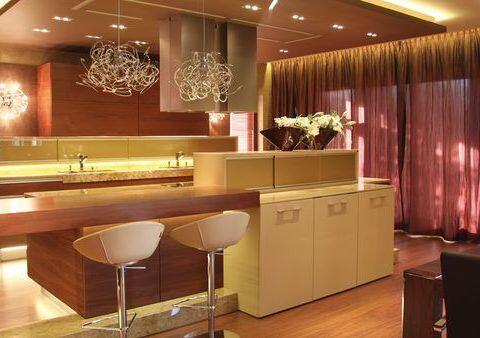 Interiér luxusní vily
