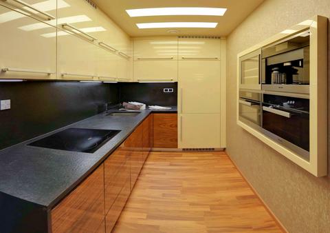 Luxusní interiér malého bytu