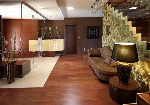 Luxusní interiér moderní vily