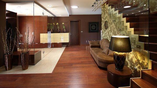 Luxusní interiér domu