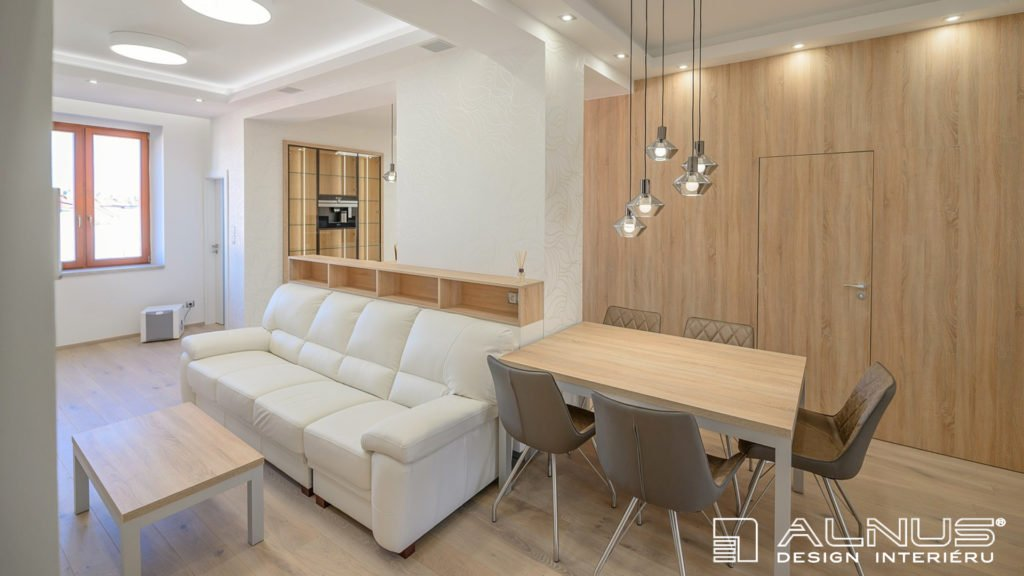 interiér bytu 2+kk