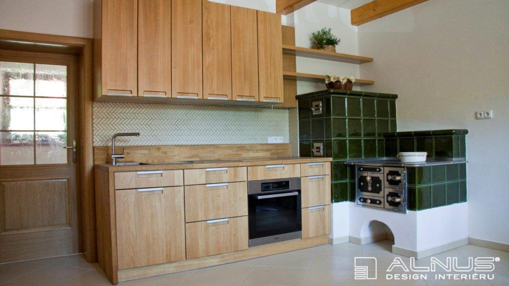 kuchyně vintage styl